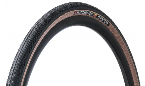 Pneu Hutchinson Overide Tubeless Ready beige