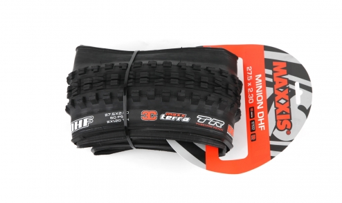 Pneu Maxxis Minion DHF - 3C Maxx Terra - Double Down - Tubeless Ready pack