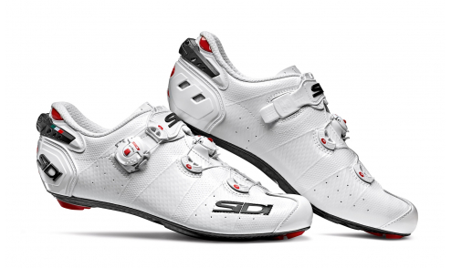 Chaussures Route Sidi Wire 2 Carbon 2019 Blanc